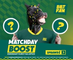 Betfan.pl - legalny bukmacher